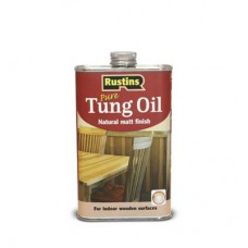 Масло Rustins Tung Oil, 500мл